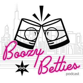 Boozy Betties. Ep 5: Stranger Hands, Vampires and Badonks