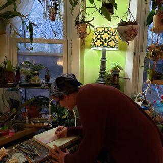 Episode 68: Artist Leah Merriman of St. Louis Waxworks