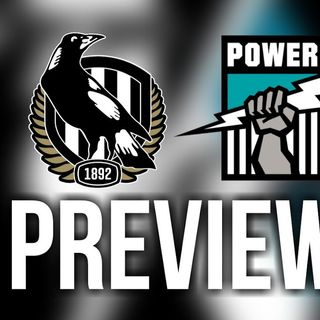 ThePear: Collingwood Vs Port Adelaide - Round 22 2018 - PREVIEW