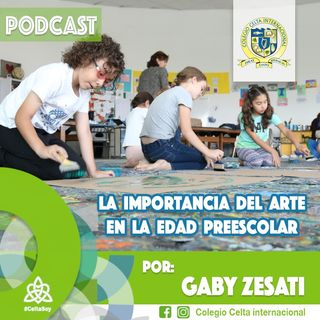 Podcast 22 La importancia del arte en la edad preescolar