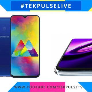 El nuevo Samsung Galaxy M y el Smartphone sin botones ni puertos hoy en #TekPulseLive