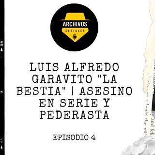 """Luis Alfredo Garavito """"La Bestia""""   Asesino en serie y pederasta"""