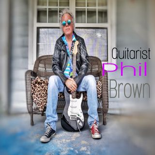 The Quest 93.  Guitarist Phil Brown