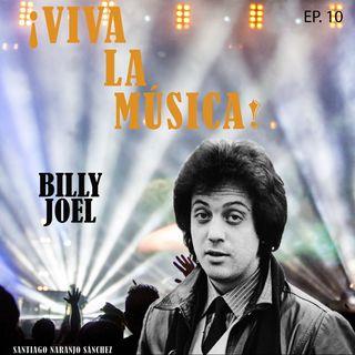 T01E09 Billy Joel: La historia de We Didn't Start The Fire
