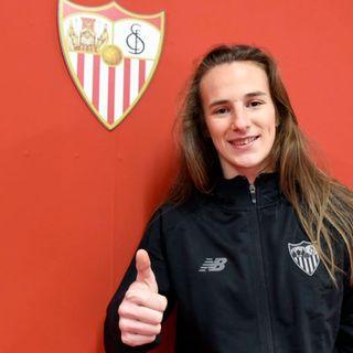 RAQUEL PINEL (Sevilla-Madrid CFF)
