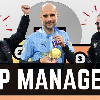 I 3 migliori allenatori della Premier League 2020-2021
