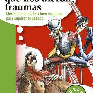 Episodio #12 Los mitos que nos dieron traumas Ft México inspirados en el libro LOS MITOS QUE NOS DIERON TRAUMAS de JUAN MIGUEL ZUNZUNEGUI