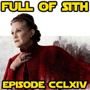 Episode CCLXIV: Looking For Leia and Marc Thompson