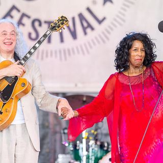 Tuck and Patti Live In Concert Newport Folk 2018 on NPR's All Songs Considered Live