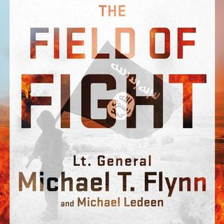 Lt General Flynn The Field Of Flight