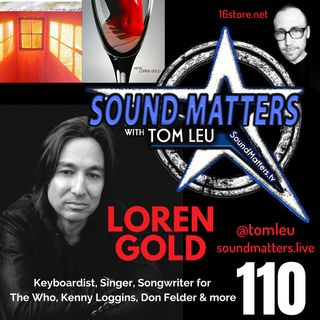 110: Loren Gold-Keyboardist for The Who