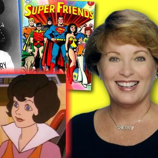 #305: Mouseketeer and Super Friend Sherry Alberoni!