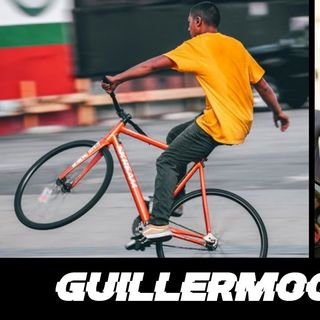 "Fixed Gear Bike Life with ""Memo"" aka @guillermogalindo TEAM SLOWWHEELZ"