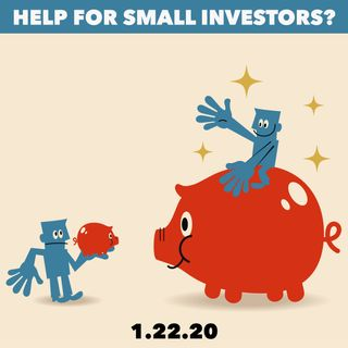 Fee-Only Advisors Not Helping Small Investors?