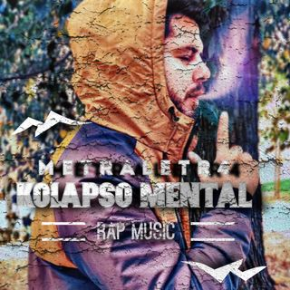 Metraletr4 - Kolapso Mental (Prod Baghira) (DARK RAP 2020) (AUDIO DEFINITIVO)