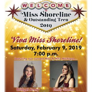 Check Out The Next Crowning Of Miss Shoreline!