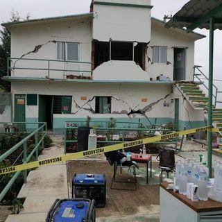 Cinco fallecidos y cinco heridos en Oaxaca por sismo
