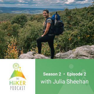 "Season 2 Episode 2: Julia ""Rocket"" Sheehan"