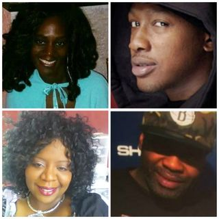 038 The Stand Up And Say It Episode - Keith Murray+Isis The Scholar+True Allah+Prophetess Carla Joyner