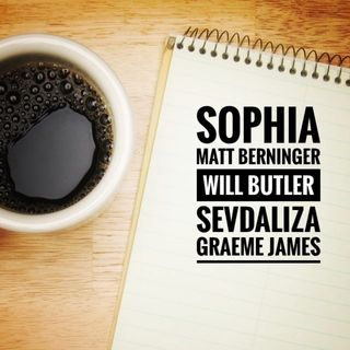 Matt Berninger, Sophia, Sevdaliza + Un libro, Saint X - Propaganda - s04e02