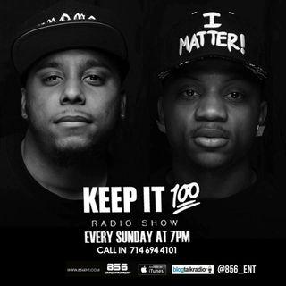 Keep It 100 Radio Show S2:32- Radio Ron