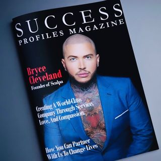 CEO Bryce Cleveland Of Scalpa Exclusive Interview!!!
