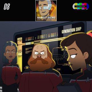 8. Star Trek: Lower Decks 1x04 - Moist Vessel