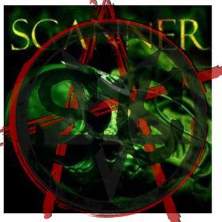 SCANNER GETS SOUNDCHECKED