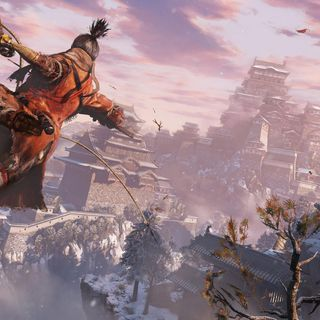 Episode #12: Sekiro, the Soulsborne Series, and Challenging Games