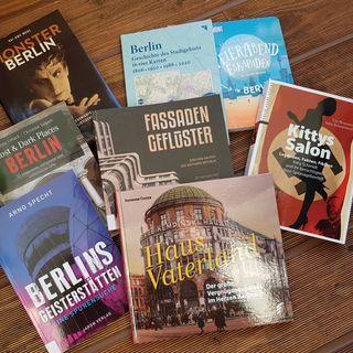 12.18. Neue Bücher über Berlin (Renate Zimmermann)