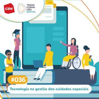 Ep. 036 - Aplicativo ajuda pessoas com necessidades especiais