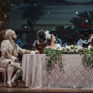 La Domenica di Ameria Radio ore 18.00 - W. A. Mozart - Cosi fan tutte pagine scelte - Cabbaille, Cotrubas, Davis