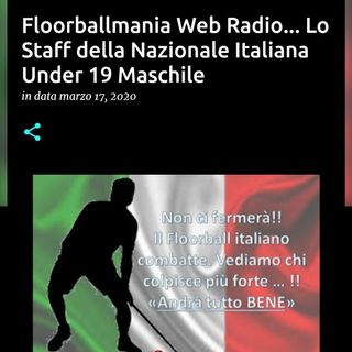 Staff Nazionale Italiana Under 19 Maschi