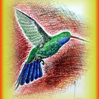 """Presentación de """"La sonrisa del colibrí """"."""