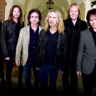 """Season 2 Ep. 8:  Lawrence Gowan of Styx Talks """"Crash of the Crown"""", Touring and How Music Connects Us"""