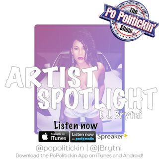 Artist Spotlight - J Brytni
