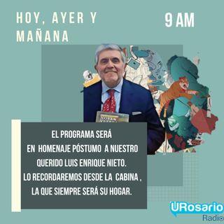 En memoria de Luis Enrique Nieto