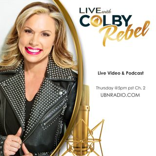 Date night on LIVE with Colby Rebel as she takes callers questions on air 5.3.18