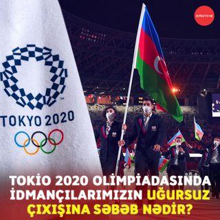 Tokio 2020 olimpiadasında idmançılarımızın uğursuz çıxışına səbəb nədir? | Overtime #22