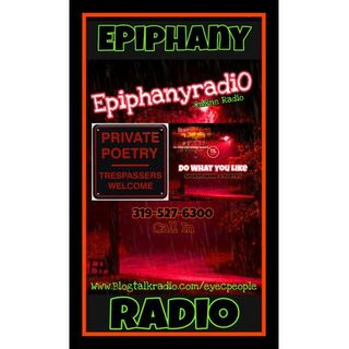 The Soul Cafe Presents Do What You Like (Poetry) @ Epiphany Radio
