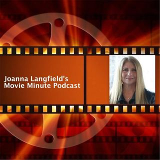 Joanna Langfield's Movie Minute Podcast of Deadpool 2 and Book Club.