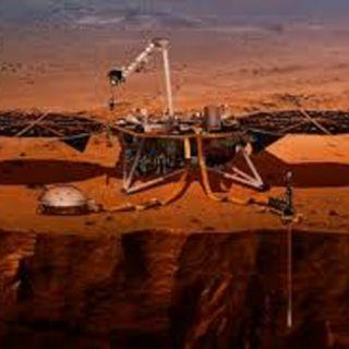 """NASA Lands On Mars!"""