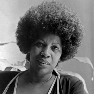 Toni Morrison, Author Dead At 88