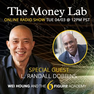 "Episode #57 - ""The 'Growing Up Poor' Money Story to Landing Large Corporate Contracts"" with guest L. Randall Dobbins"