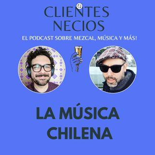 El boom de la música Chilena y algunos de sus más destacados exponentes