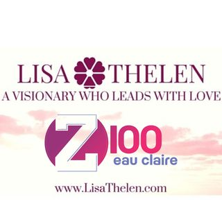 "7/10/2019 | Z100's ""Dave DeVille In The Morning"" with guest Visionary Lisa Thelen"