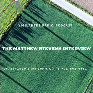 The Matthew Stevens Interview.