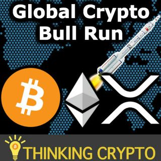 Global CRYPTO Bull Run Coming!  - South Korea Crypto Regulations  - BitGo Institutional Crypto Lending  - NY Power Plant Bitcoin Mining