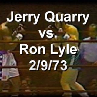 Heavyweight Boxing X-TRA: Jerry Quarry vs Ron Lyle and more!