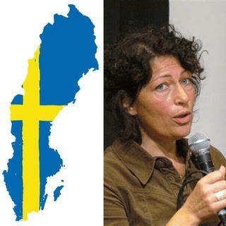 Elisabeth Asbrink smonta con intelligente ironia i luoghi comuni del suo Paese, la Svezia